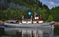 D/S Styrbjørn i Svelviksundet -2011