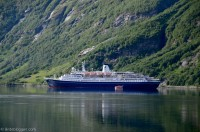 M/S Marco Polo - Geiranger 2013
