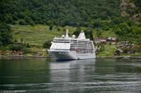 Seven Seas Voyager - Geiranger 2013
