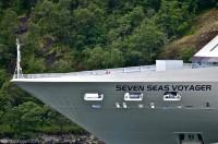 M/S Seven Seas Voyager - Geiranger 2013
