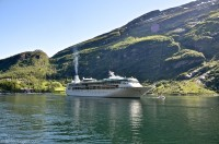 M/S Vision of the Seas - Geiranger 2013