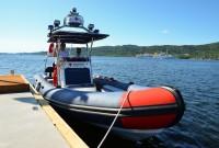 Røde Kors - Redningsbåt - Sande 2012