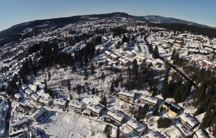 Djupdalen Borettslag - Konnerud - Drammen