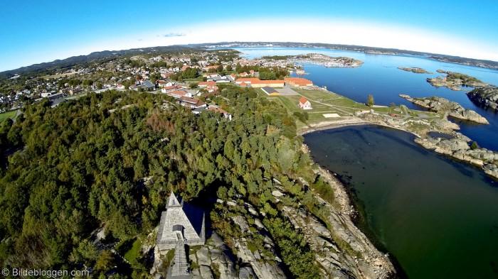 Stavernsøya, Risøya,Stavern havn,Larviksfjorden,Minnehallen,Flyfoo