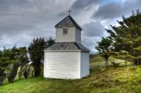 Kråkenes kapell,Kråkenes chapel,Kråkenes,Vågsøy kommune,Nordfjord