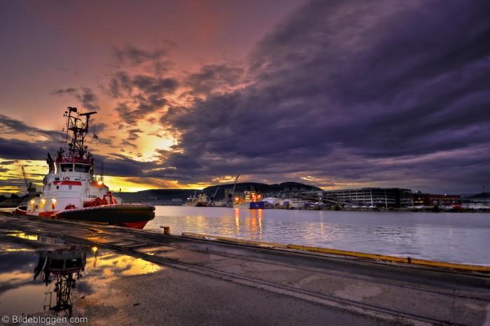 Drammen havn - Port of Drammen
