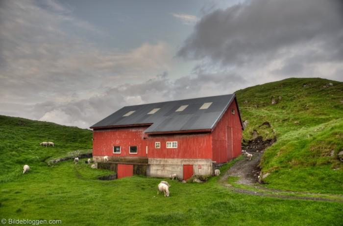 Raudeberg - Sogn og fjordane