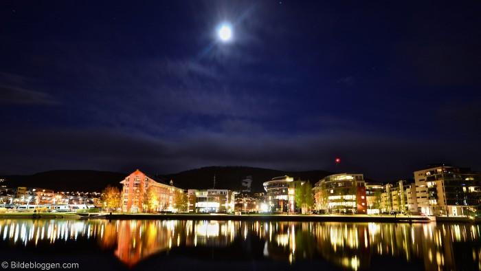 Drammen - Natt i Drammen